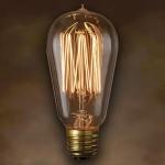 1910 Vintage Light Bulb