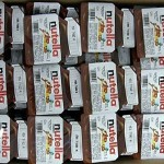 96 Packs of Nutella
