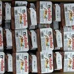 96 Packs of Nutella