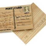 Carve A Postcard