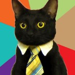 Cat Necktie