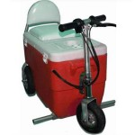 Cruizin Cooler Scooter