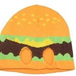 Hamburger Knit Mask