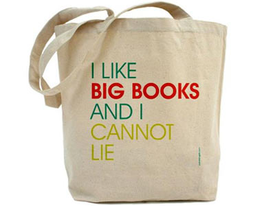I Like Big Books Bag
