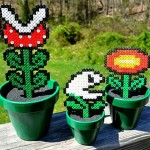 Super Mario Potted Plants