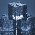 Portal Ice Cubes
