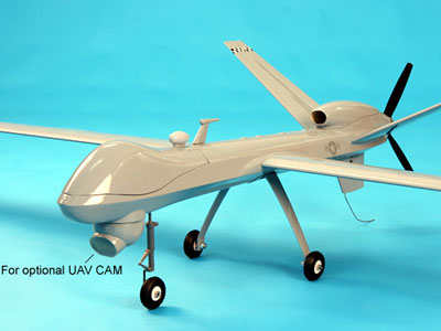 At Home Predator Drone
