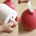Toilet Paper Pot