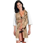 Trench Coat Nightie