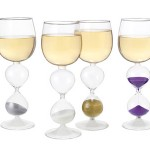 Wine Hour Glasses