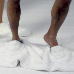 Bath Mat Slippers