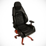 Ferrari Office Chair