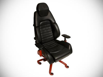 Ferrari Office Chair