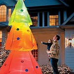 Color Changing Xmas Tree