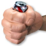 Giant Fist Koozie