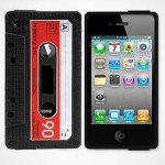 iPhone Cassette Tape Case