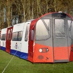 London Underground Tent