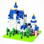 Nano Block Castles
