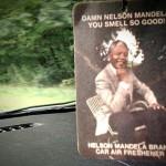 Mandela Air Freshener