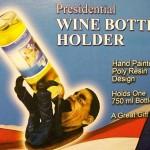 Obama Wine Holder