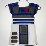 R2D2 Toddler Dress