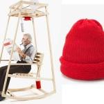 Rocking Chair Knitter