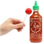 Sriracha Lollypops