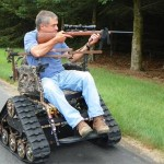 Tank Wheelchair