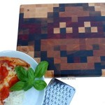 TMNT Cutting Board