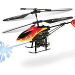 Water Canon Helicopter