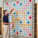 World's Largest Scrabble