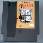 Zelda NES Game Clock