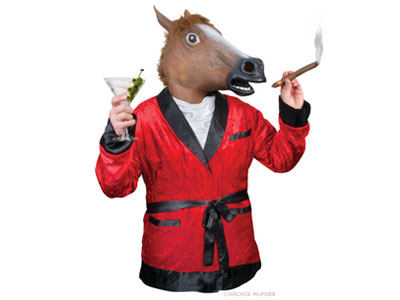 Horse Mask And Jacket Mewanty Net